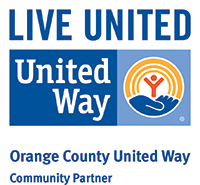 Give through the United Way of Orange County
