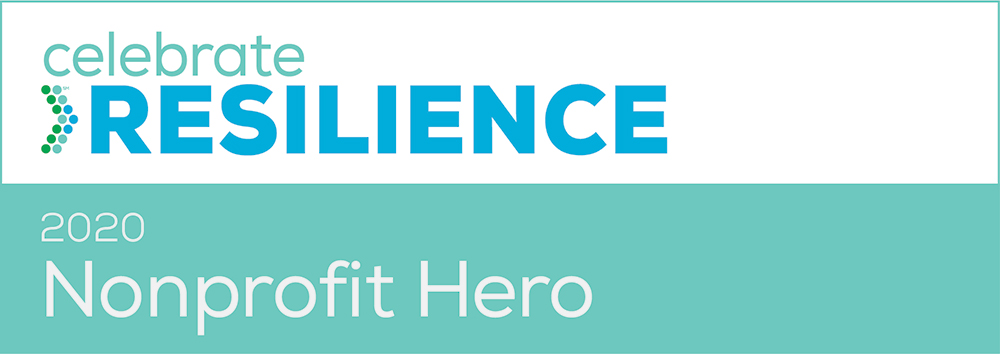 Celebrate Resilience Nonprofit Hero 2020